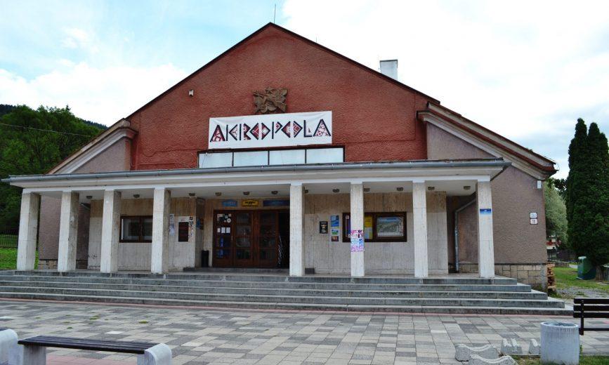 PLUS / Hosťovanie v Akropole – Kremnica