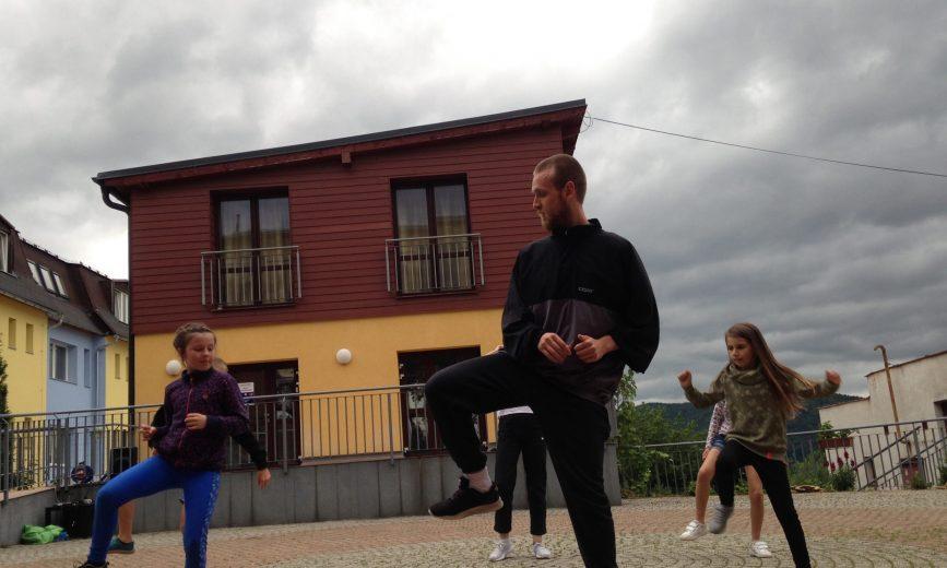 Začiatok tanečných kurzov