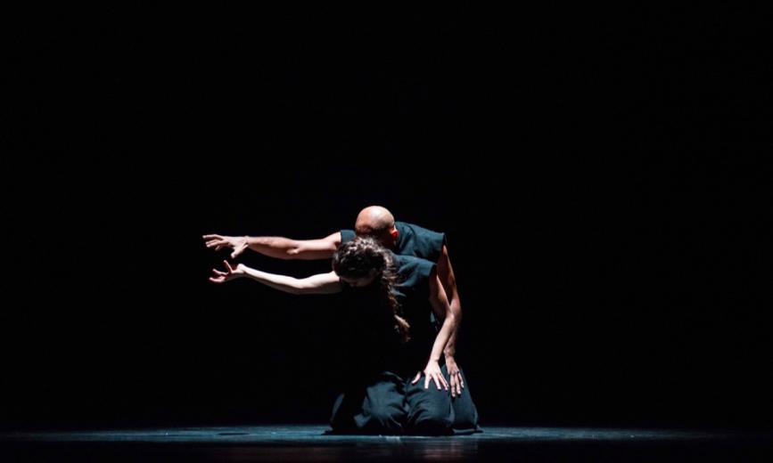 Dni tanca pre vás / Návrat z ticha / Danae Dunutruadi & Dionysios Alamanos: ATMA