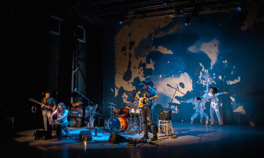 Otvorenie sezóny / Koncert 2 v 1 / hudobná skupina + umelecký súbor DŠT